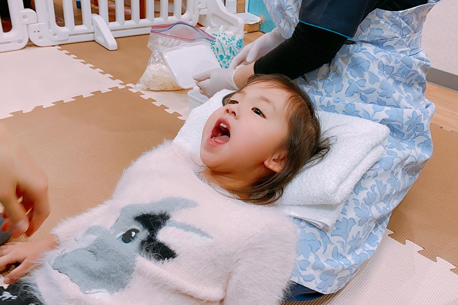 歯科検診と内科検診|大阪・上本町の保育園レオラ