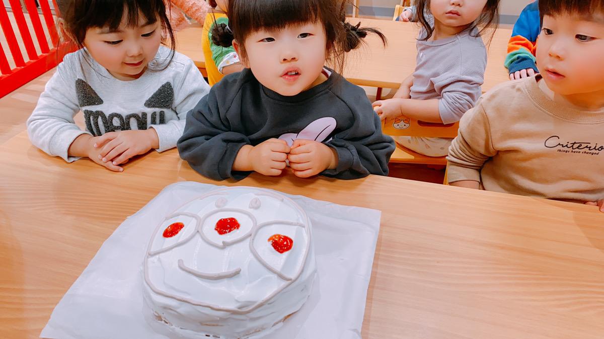 お誕生日会♪|大阪・上本町の保育園レオラ